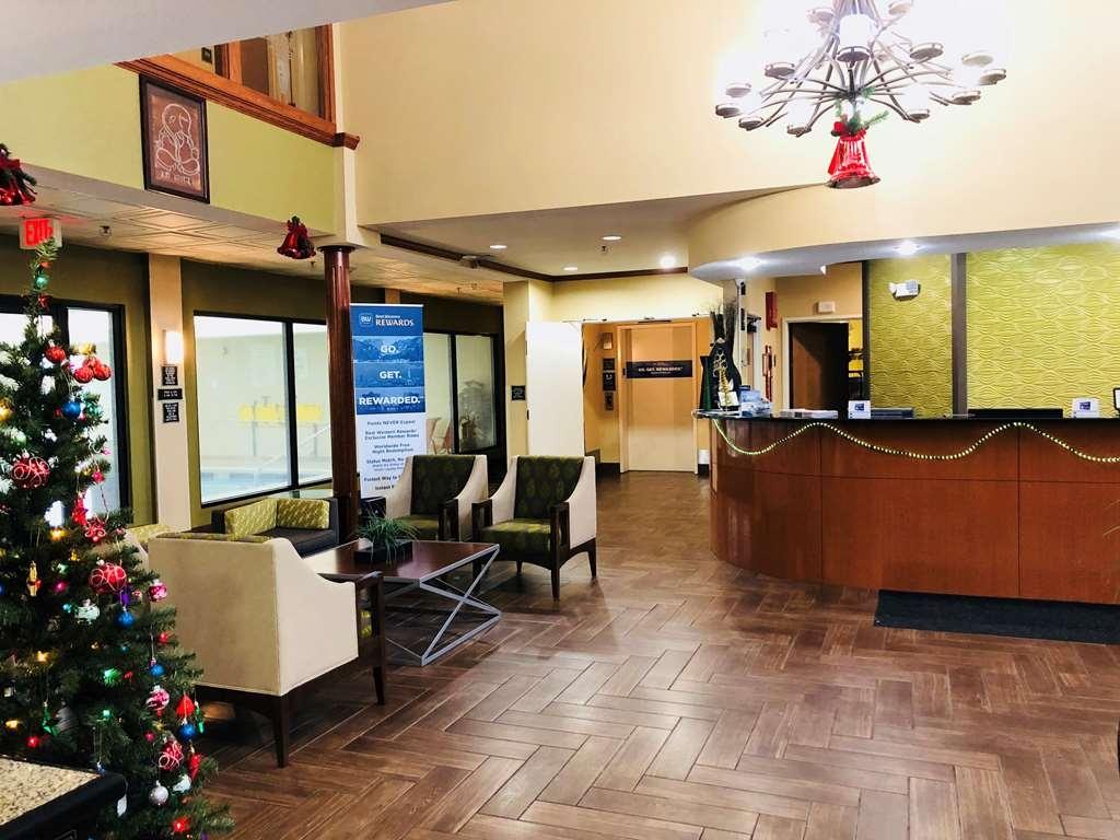 Best Western Inn & Suites of Merrillville - Vue du lobby