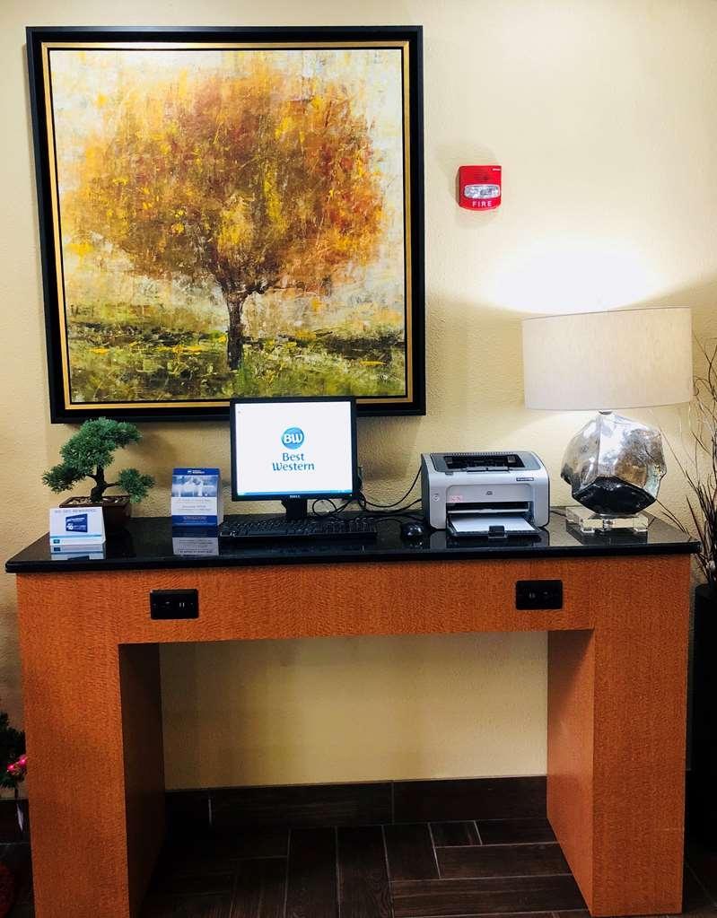 Best Western Inn & Suites of Merrillville - affari-centro