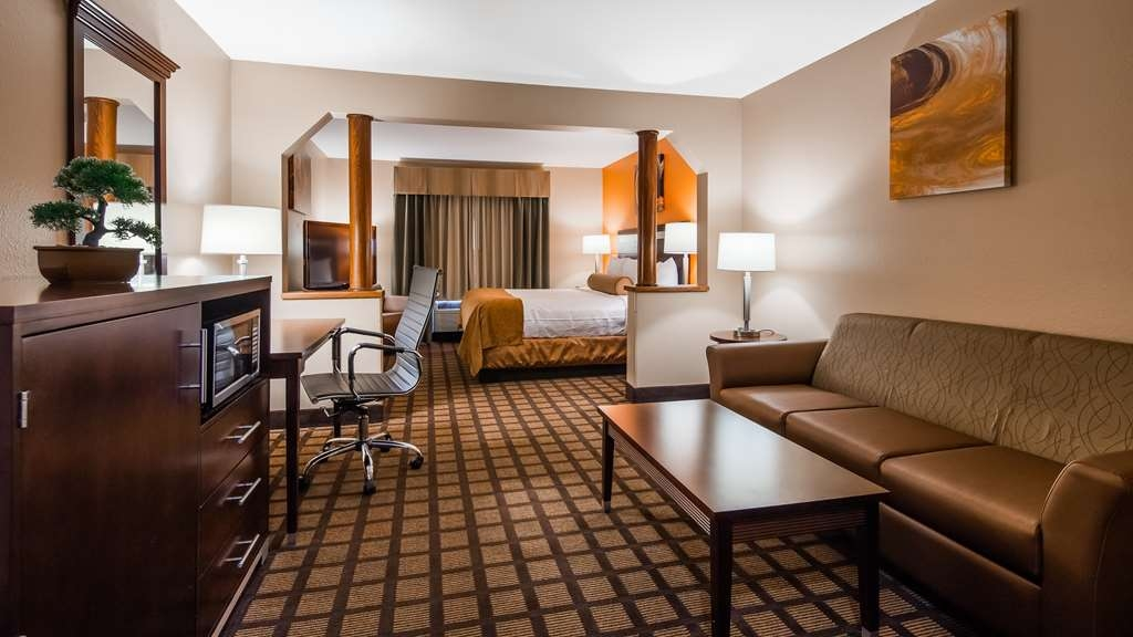 Best Western Inn & Suites of Merrillville - Camere / sistemazione
