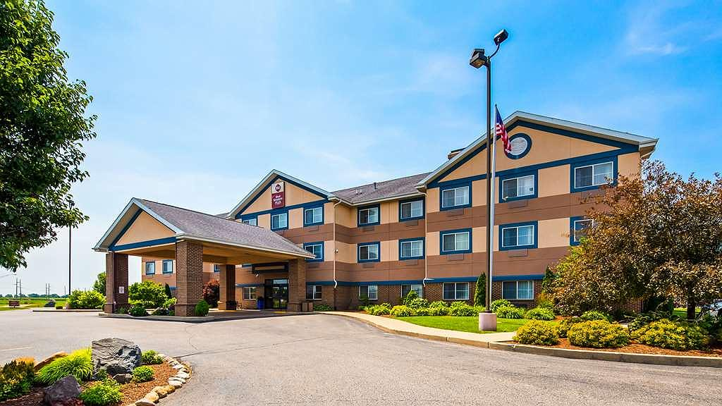 Best Western Plus Brandywine Inn & Suites - Vista exterior