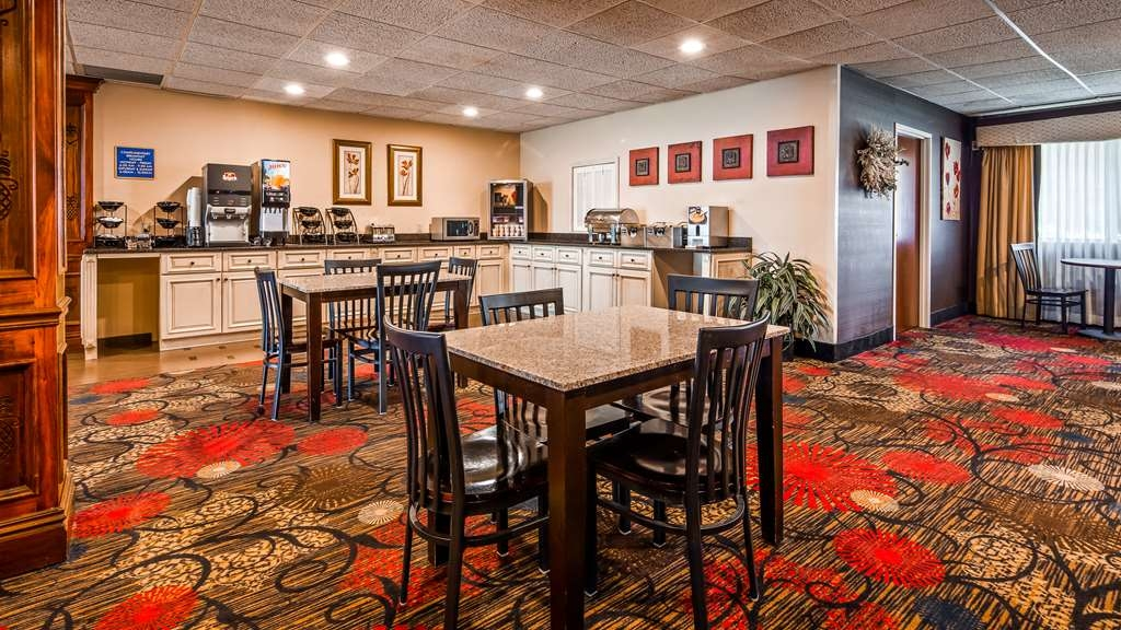 Best Western Plus Brandywine Inn & Suites - Restaurante/Comedor