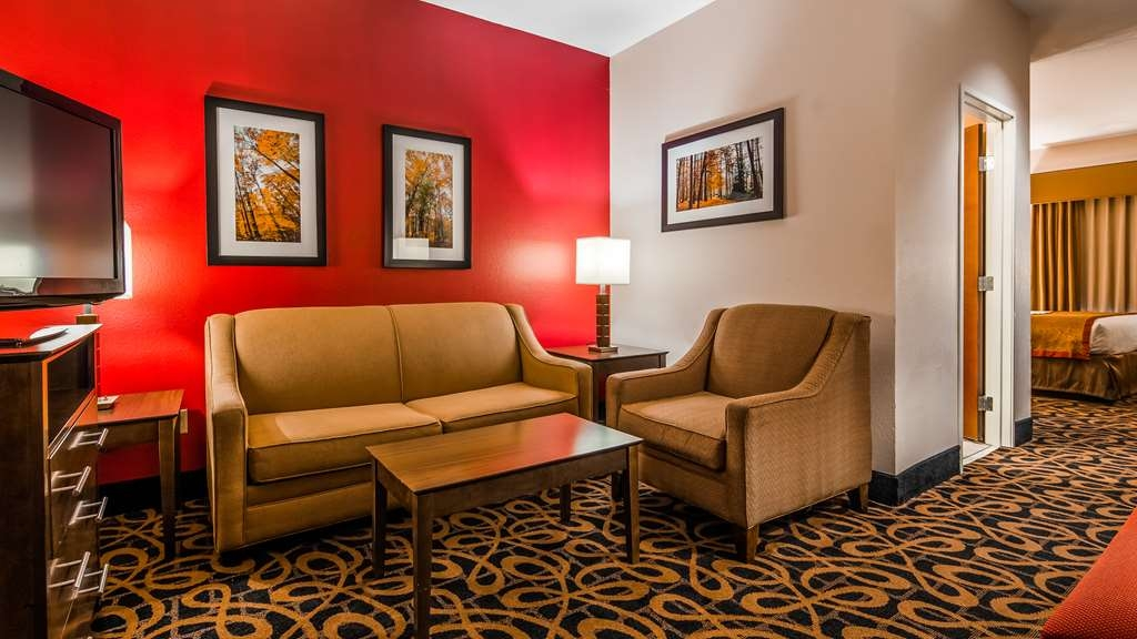 Best Western Plus Brandywine Inn & Suites - habitación de huéspedes-amenidad