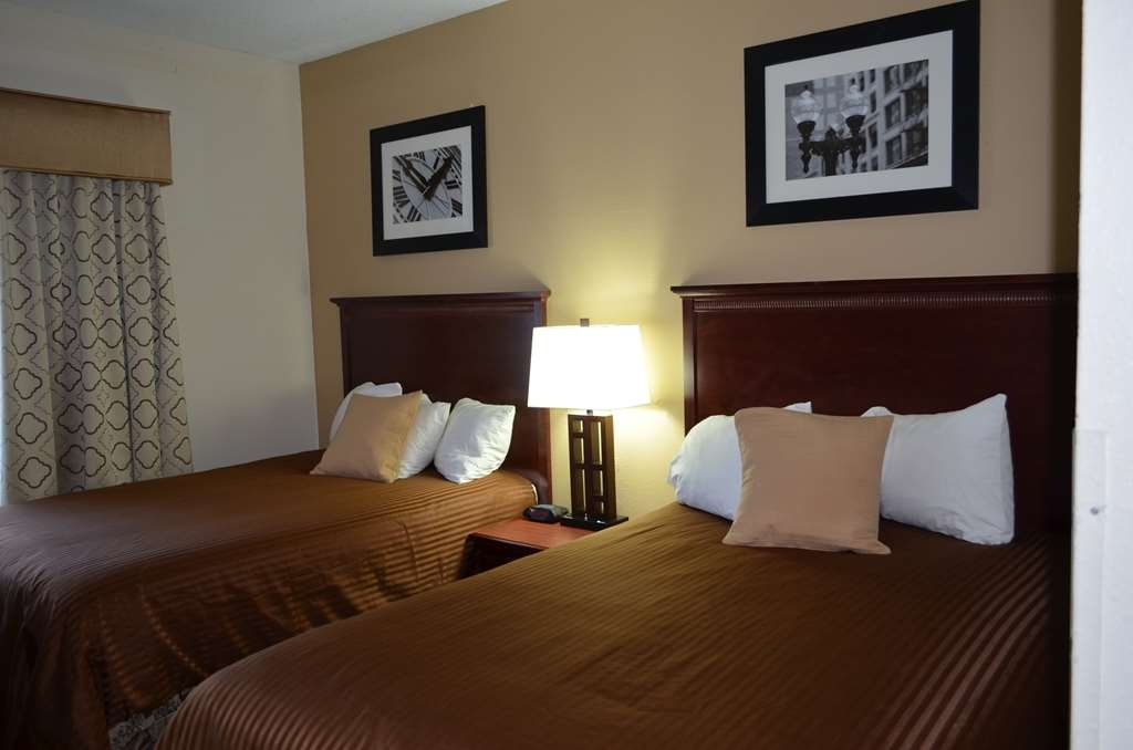 Best Western Airport Suites - Habitaciones/Alojamientos