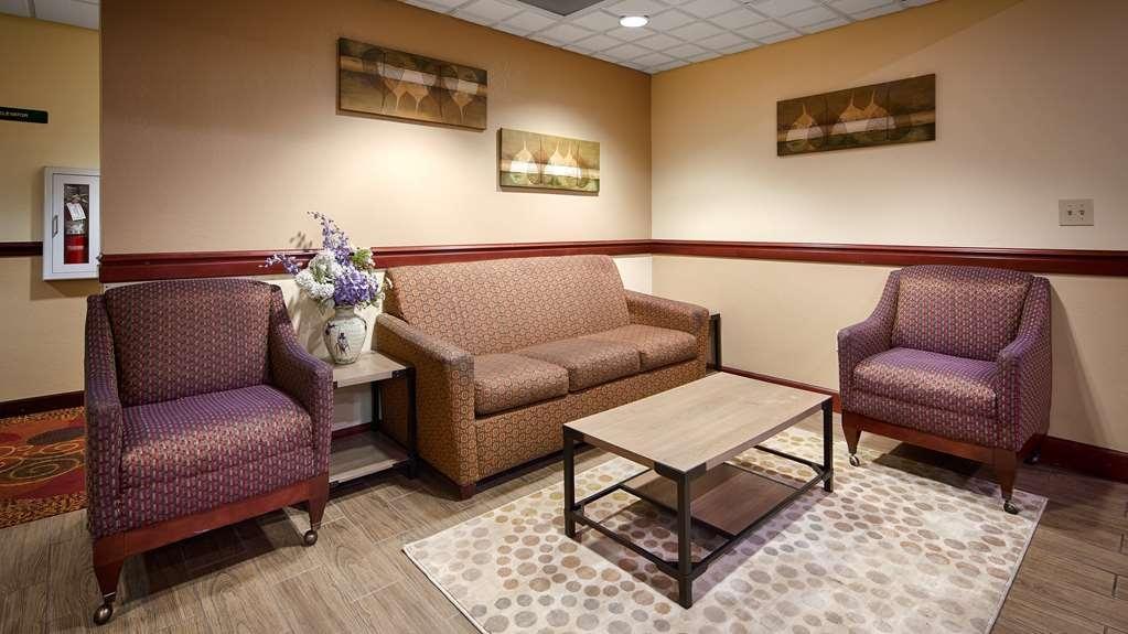 Best Western Airport Suites - Vue du lobby