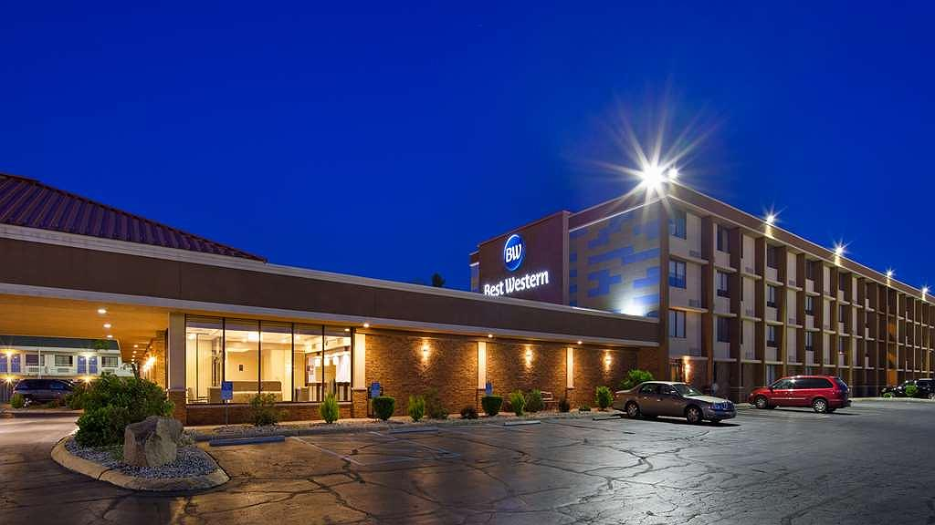 Best Western Northwest Indiana Inn - Aussenansicht