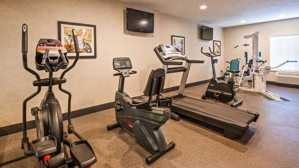 Best Western Plus Howe Inn - Health club