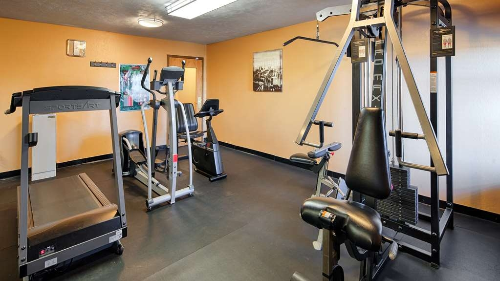 Best Western Martinsville Inn - Fitness Center
