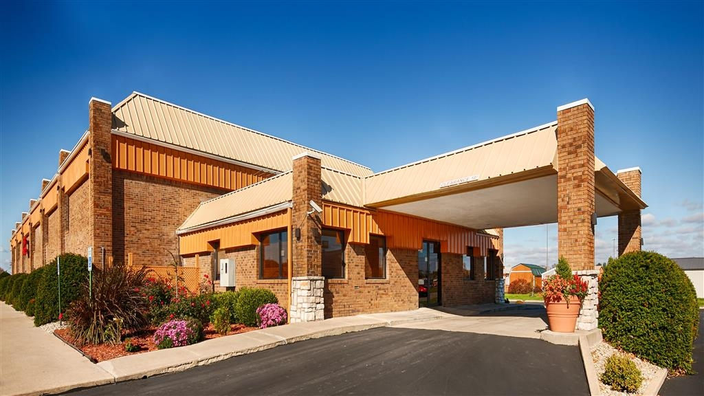Best Western Martinsville Inn - Exterior view