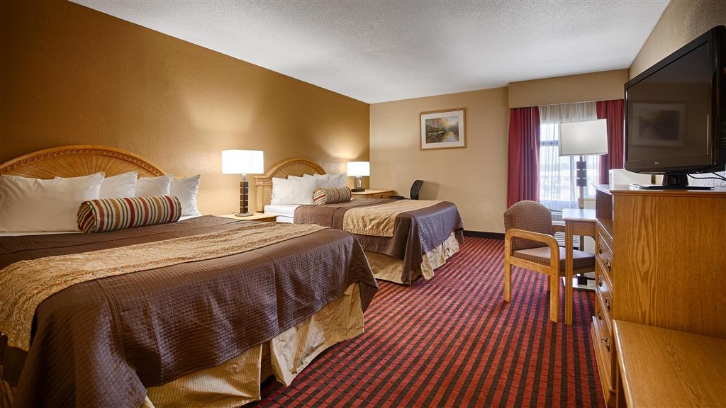 Best Western Martinsville Inn - Guest room