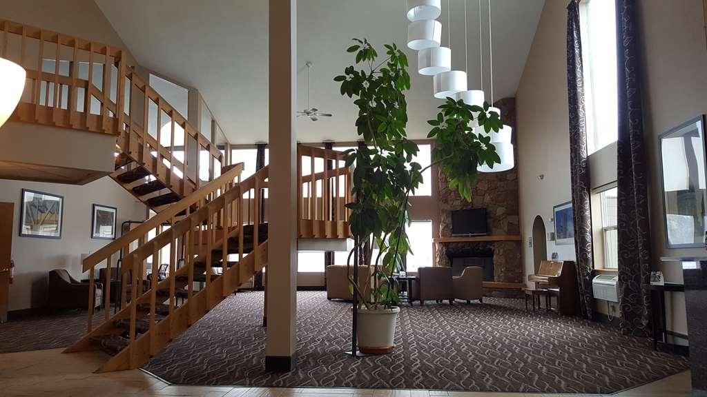 Best Western Indian Oak - Vue du lobby