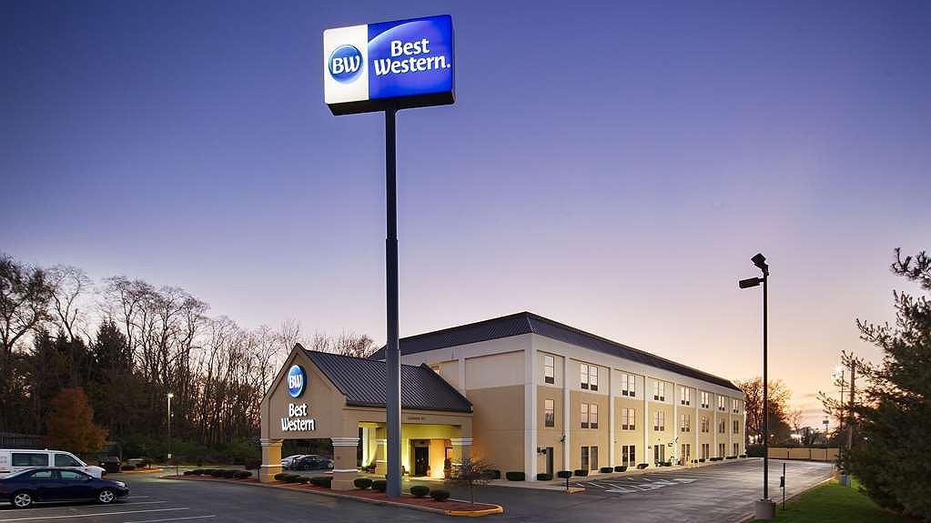 Best Western Classic Inn - Vista exterior