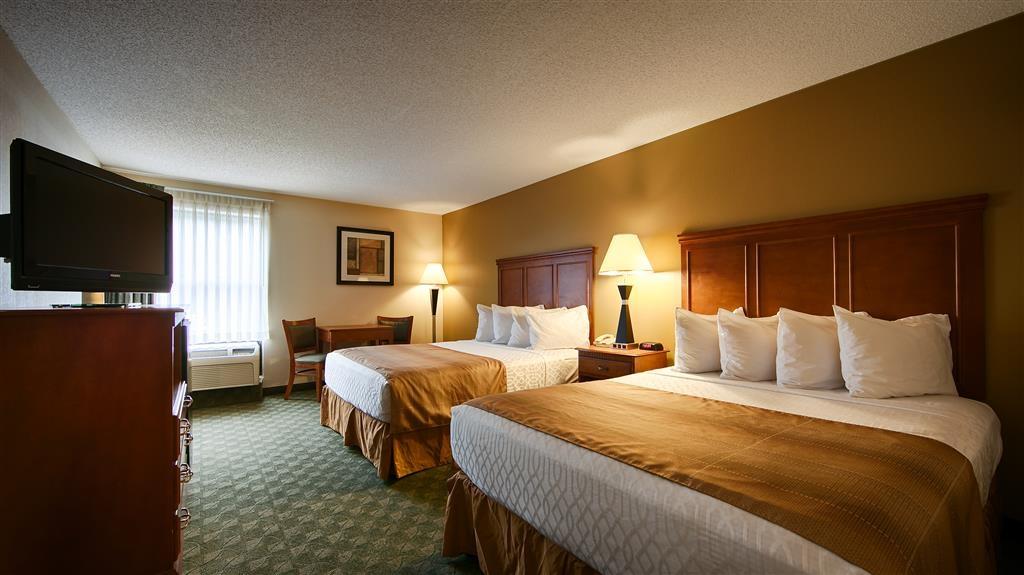Best Western Classic Inn - Gästezimmer