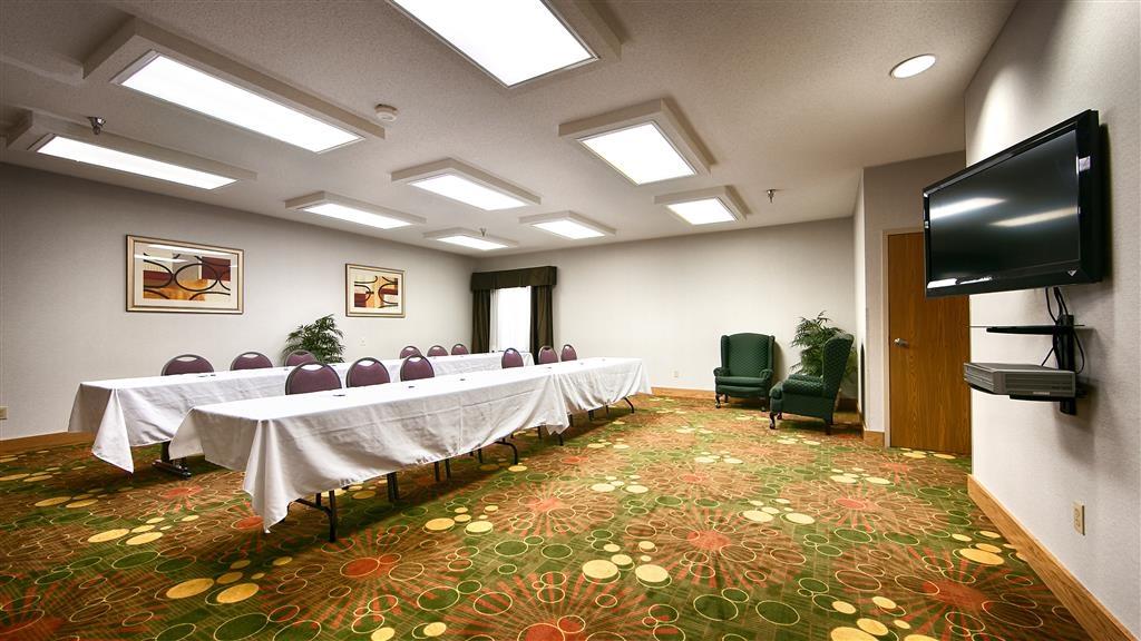 Best Western Classic Inn - Sala de reuniones