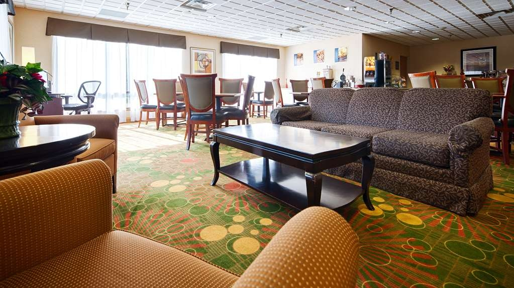 Best Western Classic Inn - Lobbyansicht