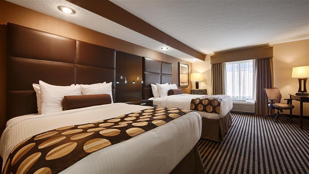 Best Western Plus Atrea Airport Inn & Suites - Habitaciones/Alojamientos