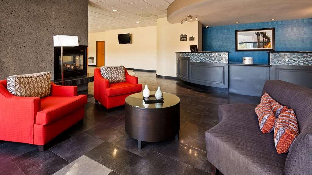 Best Western Plus Portage Hotel & Suites - Vue du lobby