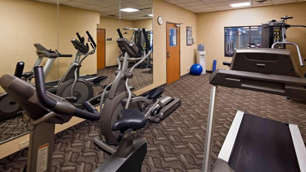 Best Western Plus Portage Hotel & Suites - Fitness Center