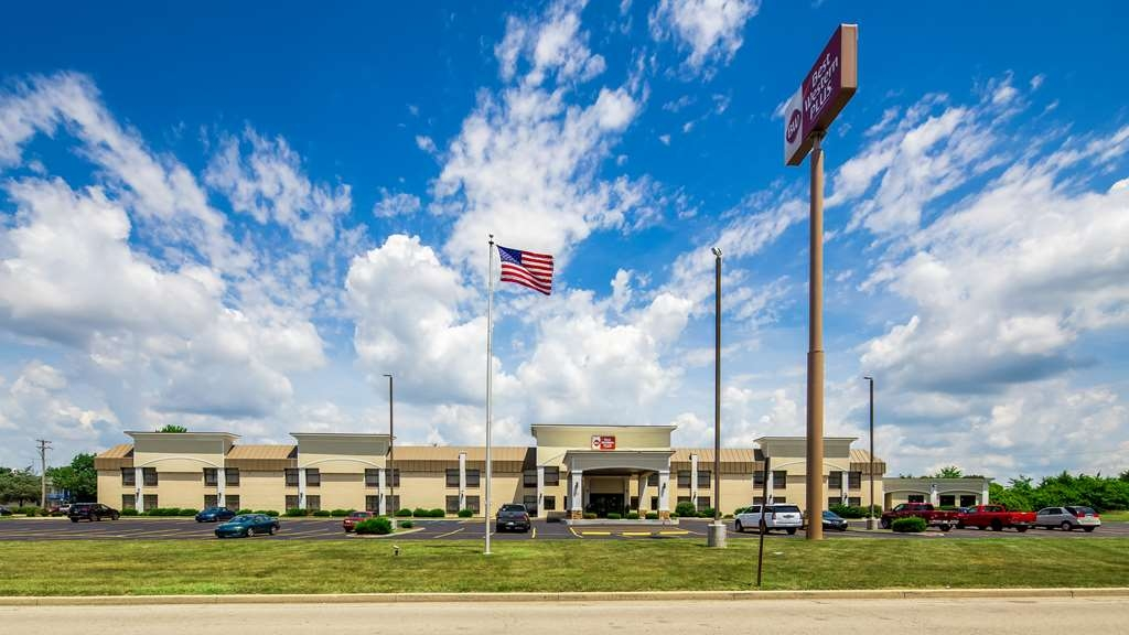 Best Western Plus Anderson - Come stay with us when you are passing through Anderson, Indiana