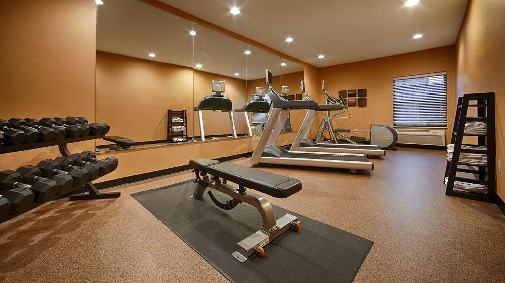 Best Western Plus Mishawaka Inn - Fitness Center