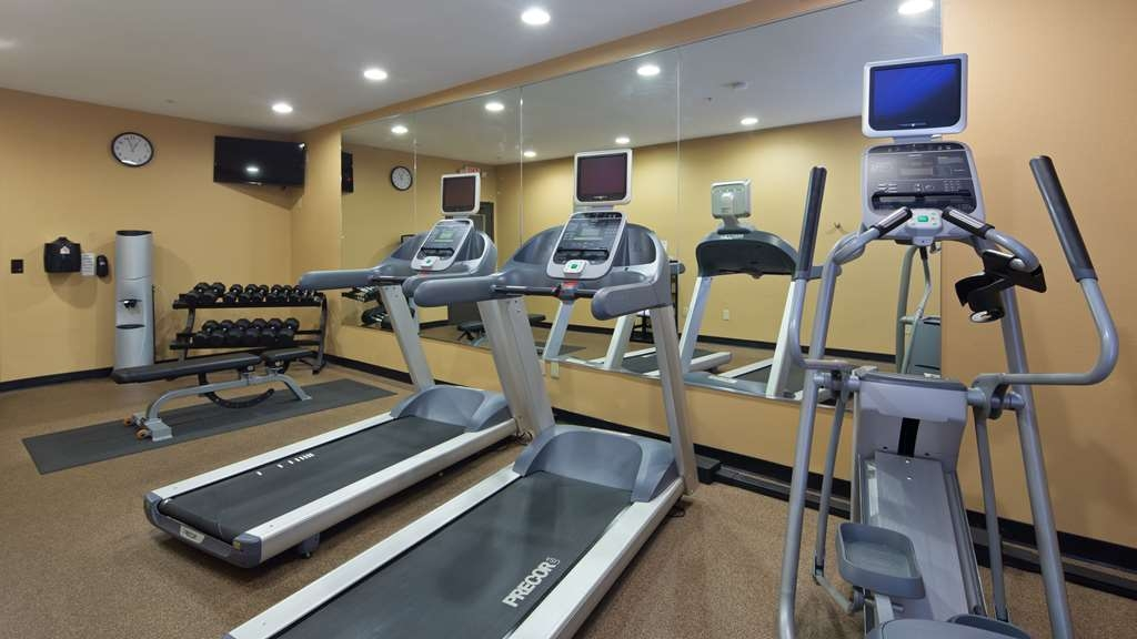 Best Western Plus Mishawaka Inn - There is no need to take a break from your regular fitness routine during your stay with us.