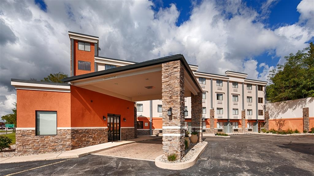Best Western University Inn at Valparaiso - At the Best Western University Inn at Valparaiso, we take care of life's details so you can focus on being your best.