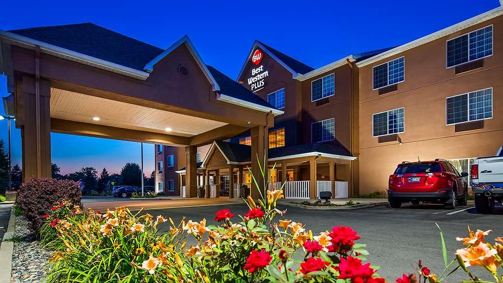 Best Western Plus Fort Wayne Inn & Suites North - Vista Exterior