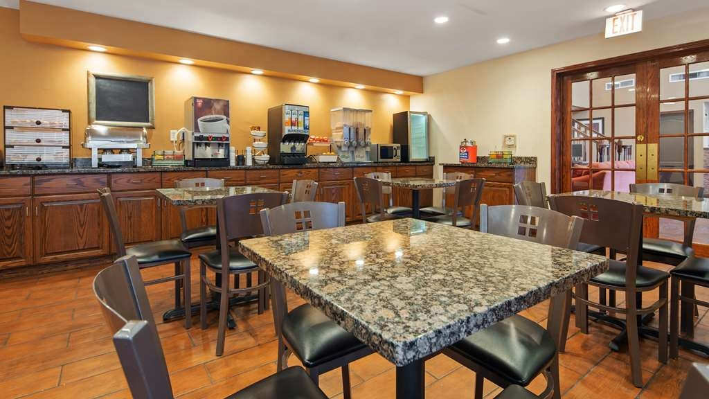 Best Western Plus Fort Wayne Inn & Suites North - Restaurant / Etablissement gastronomique