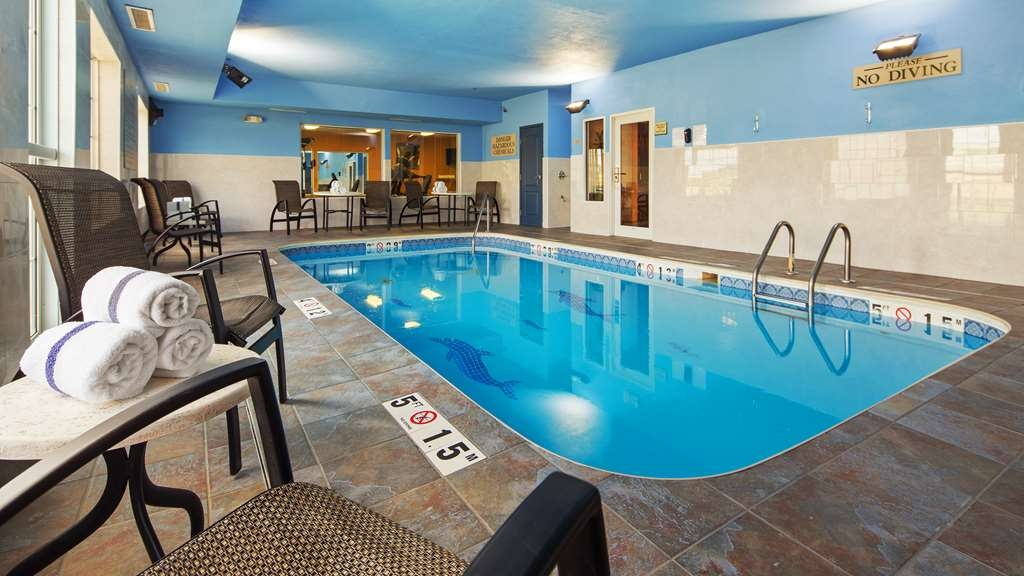 Best Western Plus Fort Wayne Inn & Suites North - Vue de la piscine
