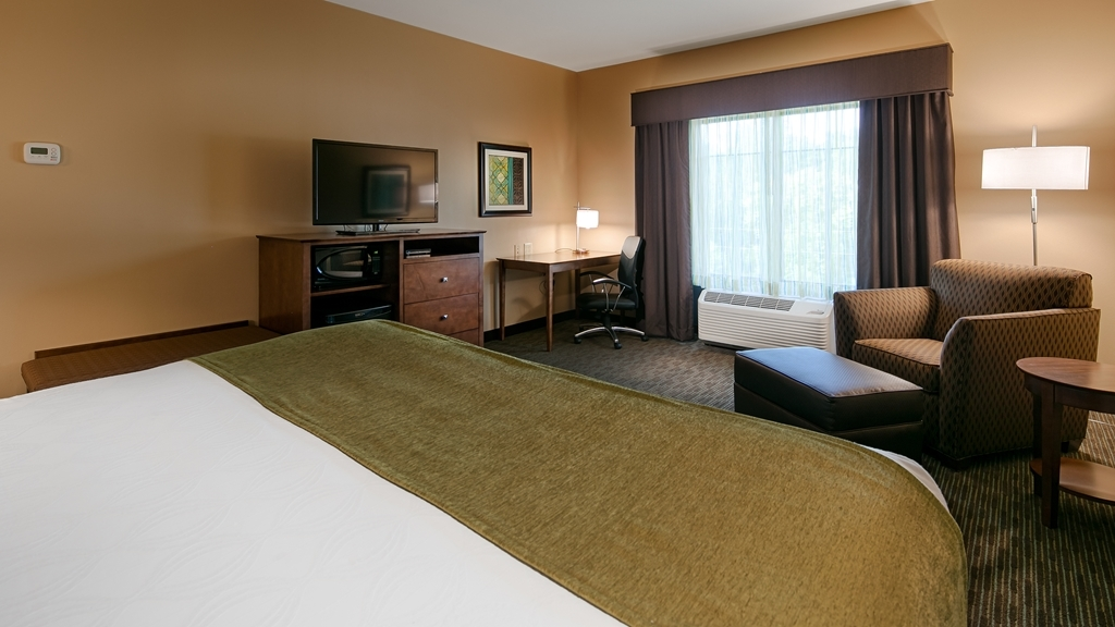 Best Western Plus French Lick - Stretch out and relax! What are you waiting for?