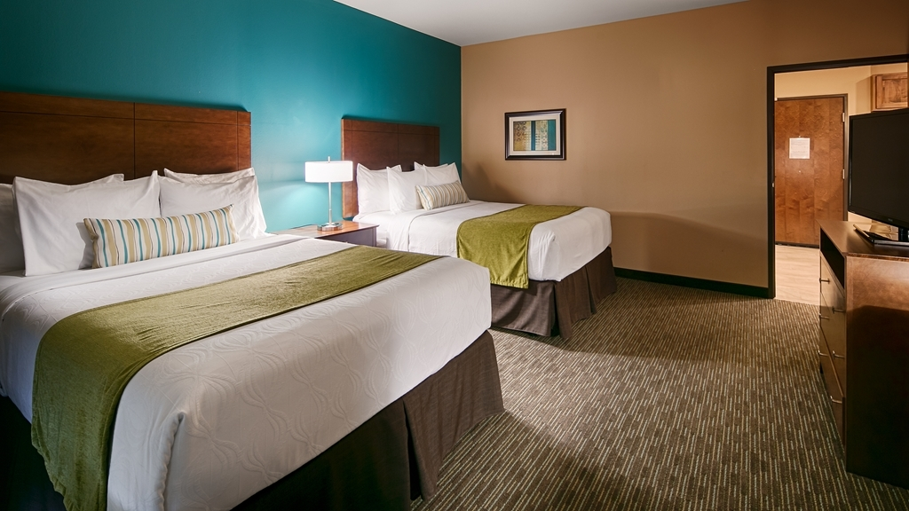 Best Western Plus French Lick - Sink into our comfortable beds into our comfortable beds each night