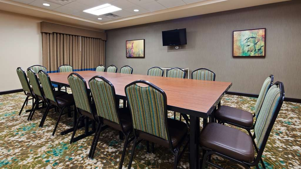 Best Western Plus French Lick - Need to schedule a meeting for business? We have space available for you and your clients.
