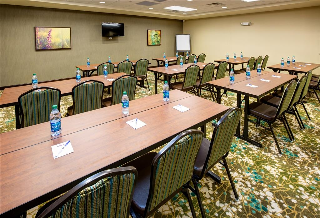 Best Western Plus French Lick - Our conference room is the perfect spot for your business meeting.