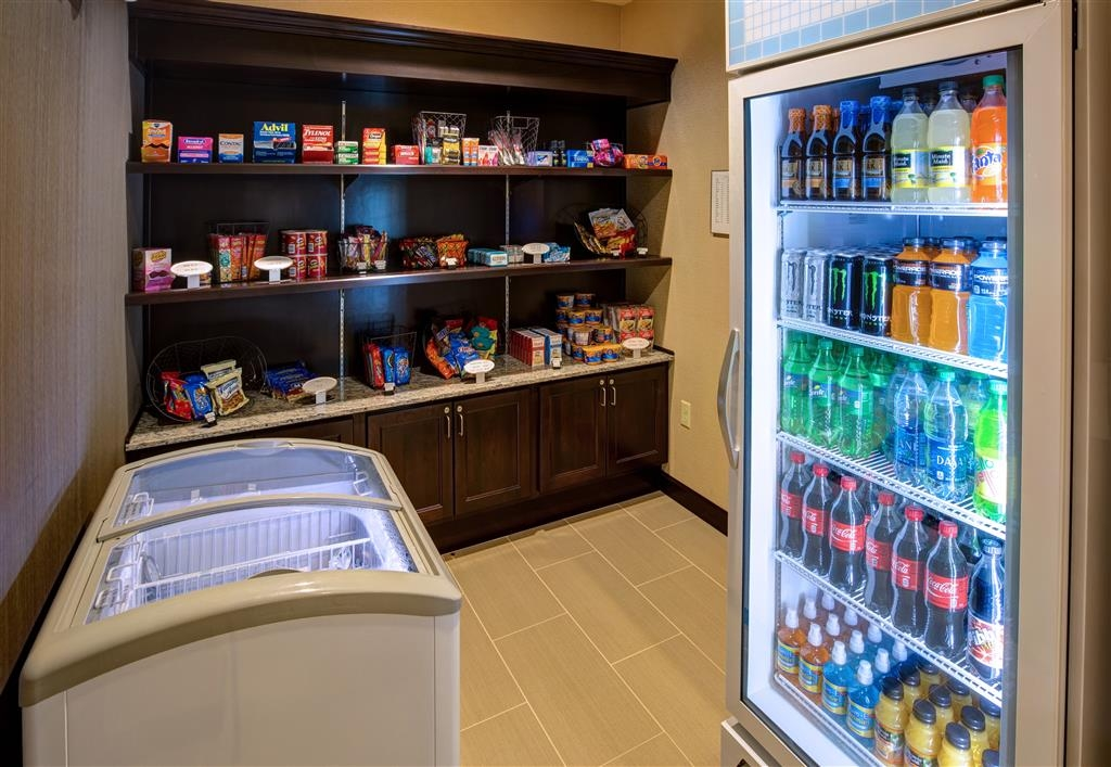 Best Western Plus French Lick - Craving a snack or drink? Stop by our Sundry Shop, open 24/7.