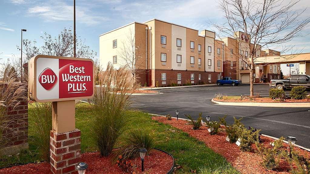 Best Western Plus Crawfordsville Hotel - Aussenansicht