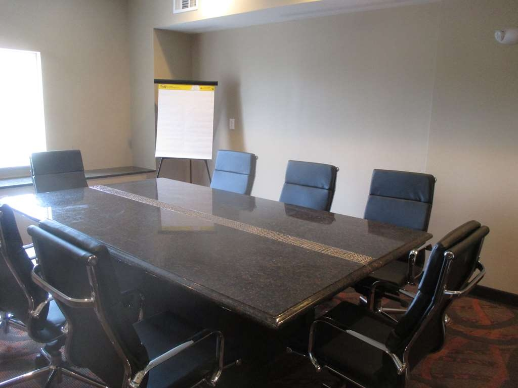 Best Western Plus Crawfordsville Hotel - Board Room