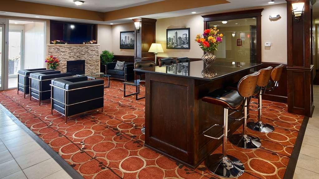 Best Western Plus Crawfordsville Hotel - Lobbyansicht