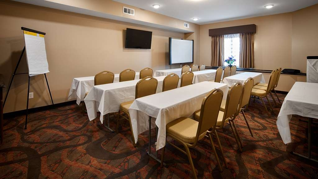 Best Western Plus Crawfordsville Hotel - Meeting Room