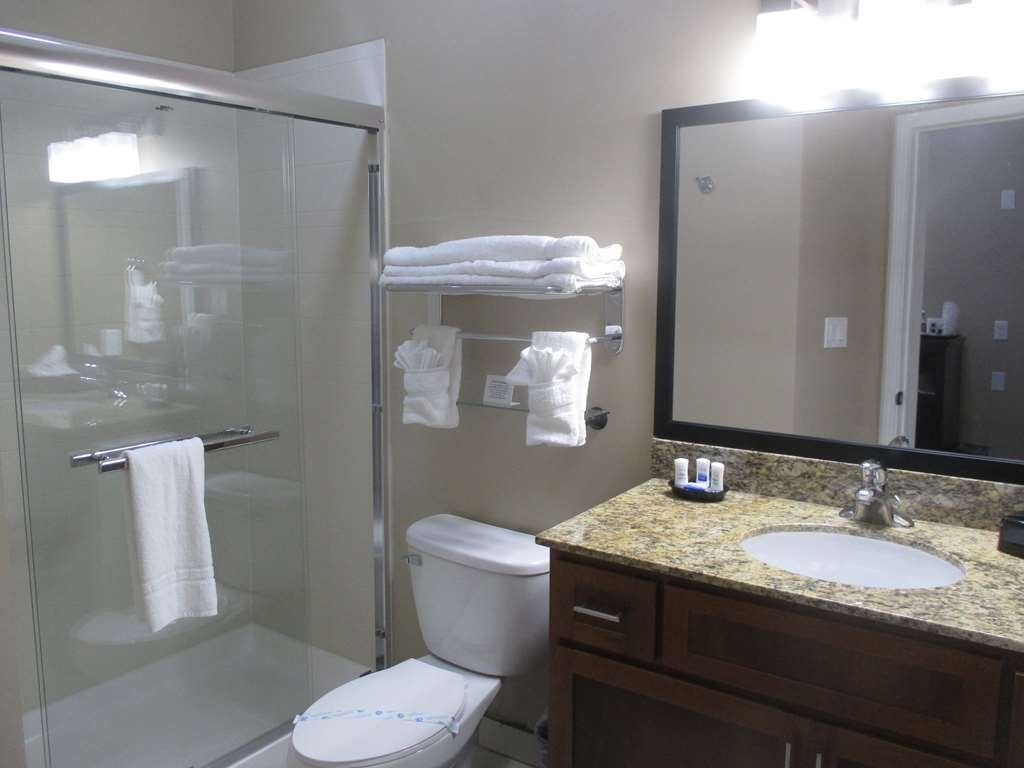 Best Western Plus Crawfordsville Hotel - standard double