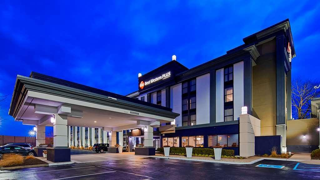 Best Western Plus Indianapolis NW Hotel - Aussenansicht