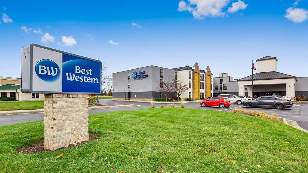 Best Western Fishers Indianapolis Area - Vista exterior