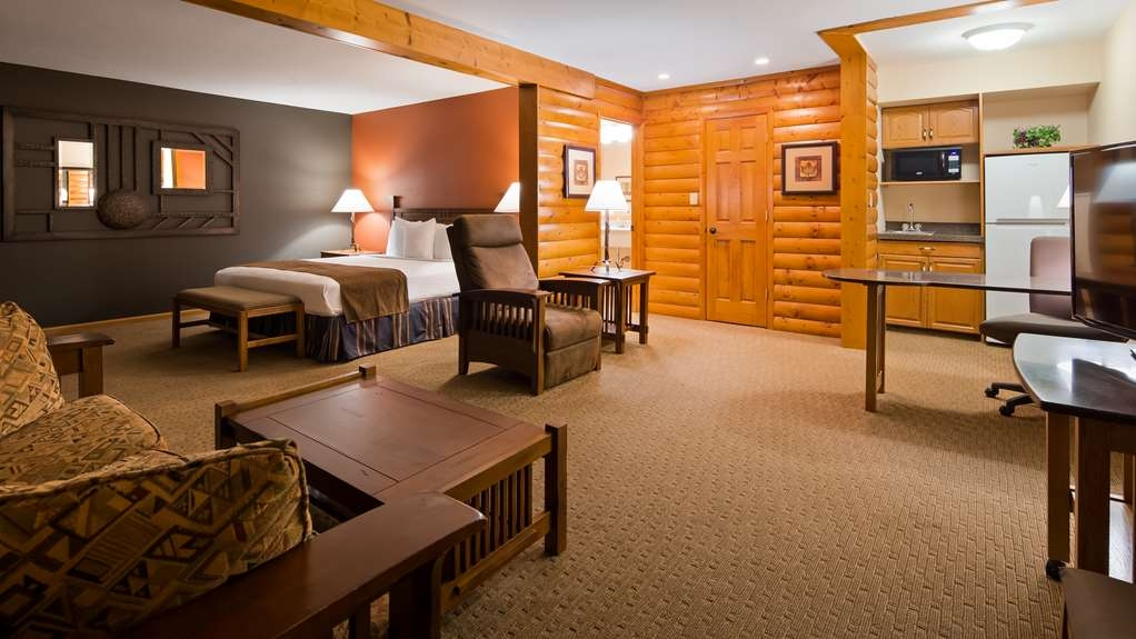 Best Western Starlite Village - Timber Club King Business Suite