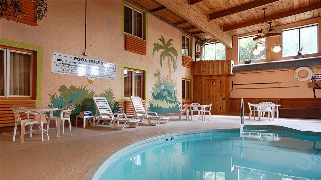 Best Western La Grande Hacienda - piscina coperta