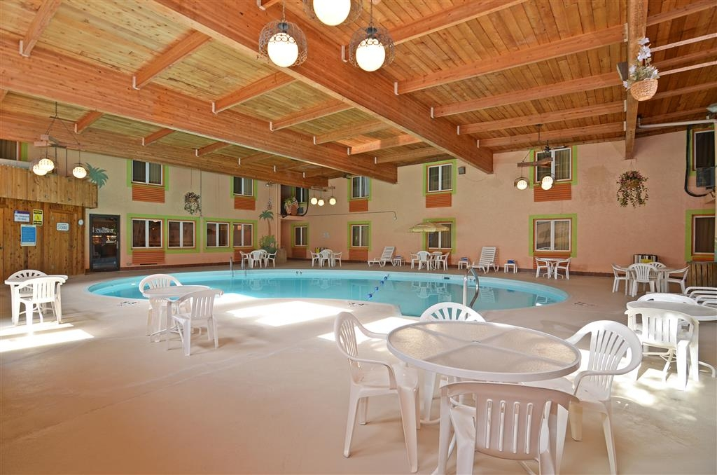 Best Western La Grande Hacienda - Swimmingpool