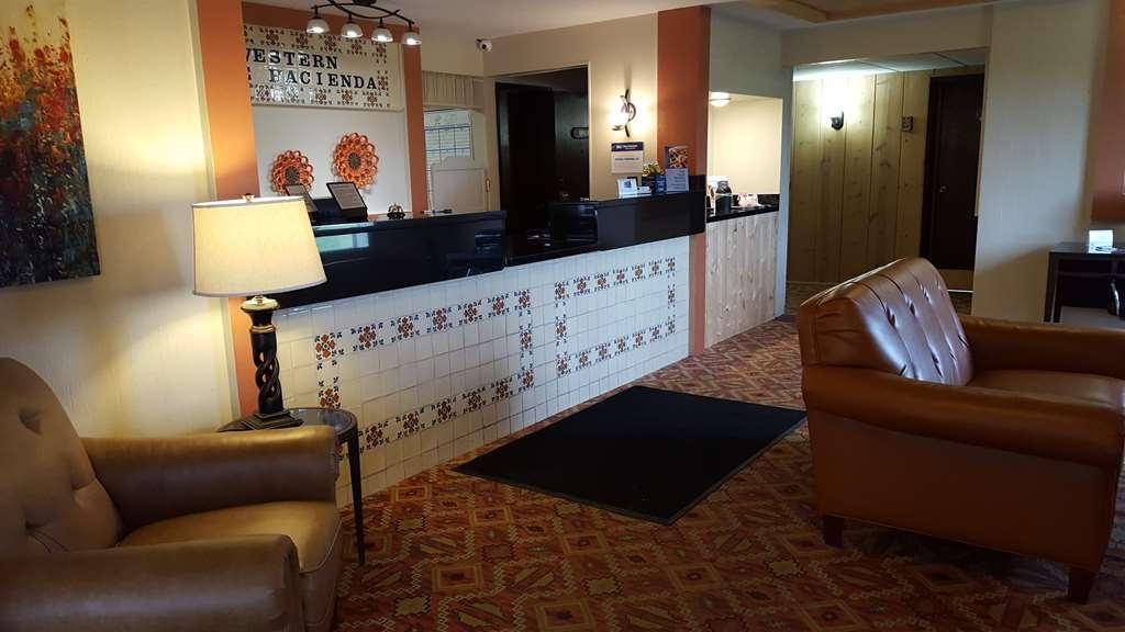 Best Western La Grande Hacienda - Vue du lobby