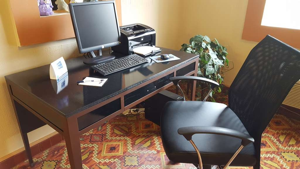 Best Western La Grande Hacienda - Business Center