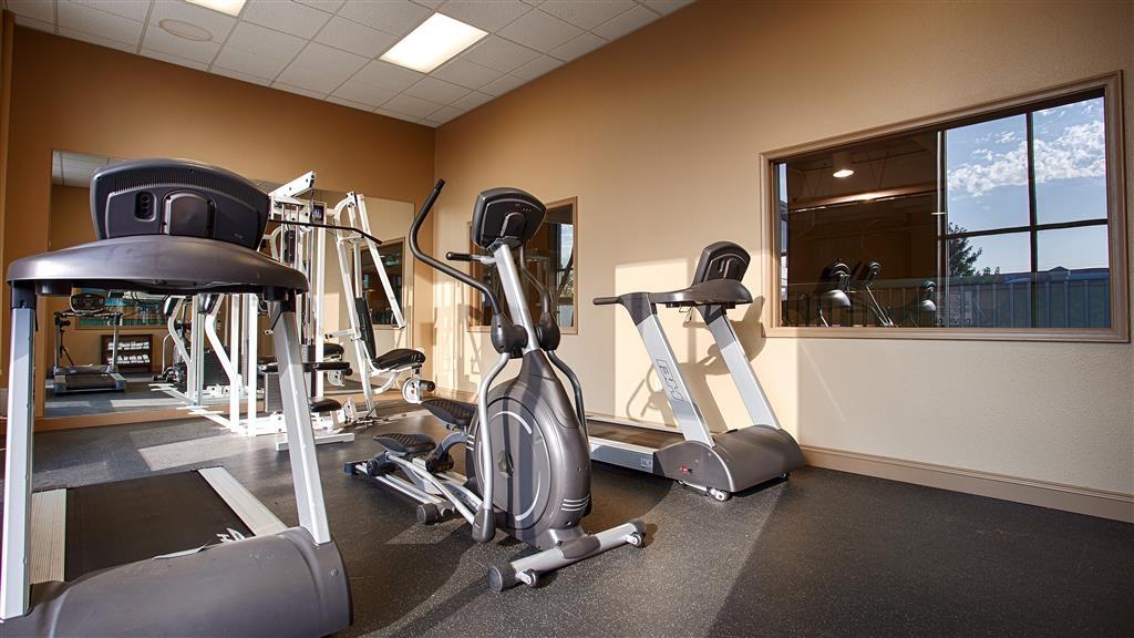 Best Western Crossroads of the Bluffs - Fitnessstudio