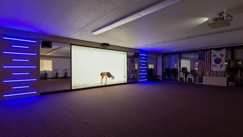 Best Western Plus Longbranch Hotel & Convention Center - Club de remise en forme