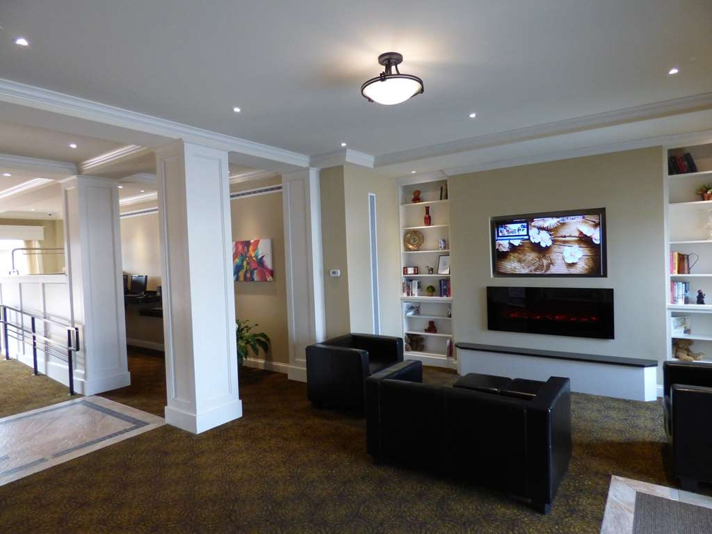 Best Western Plus Longbranch Hotel & Convention Center - Vue du lobby