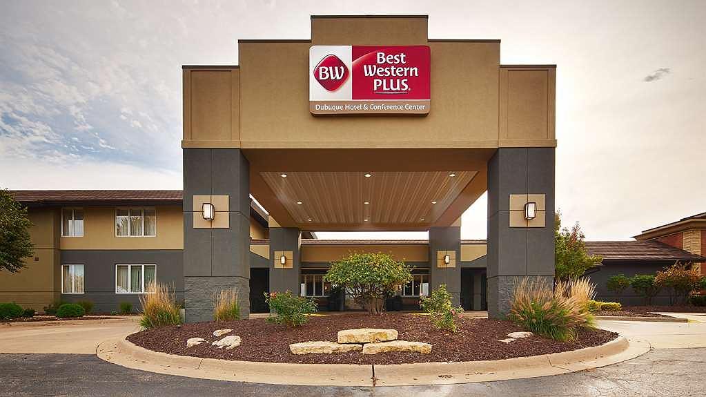 Best Western Plus Dubuque Hotel & Conference Center - Area esterna