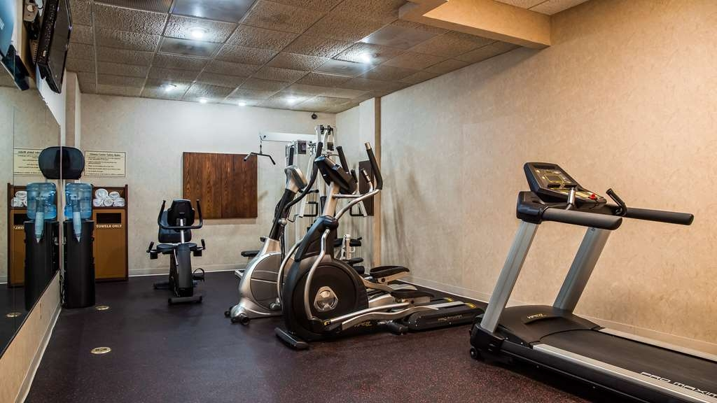 Best Western Regency Inn - Club de remise en forme